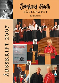 Bernhard Nordh-sällskapets årsskrift 2007