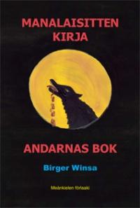 Omslag till Manalaisitten kirja<br>– Andarnas bok