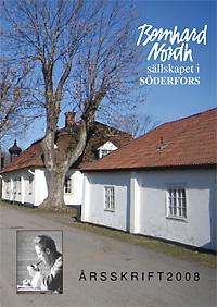 Bernhard Nordh-sällskapets årsskrift 2008
