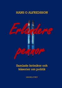 Omslag till Erlanders pennor