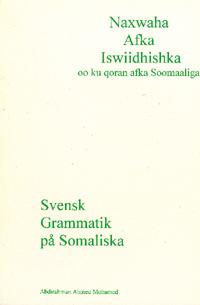 Svensk grammatik på somaliska