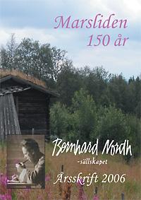 Omslag till Bernhard Nordh-sällskapets årsskrift 2006