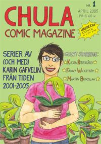 Omslag till Chula comics