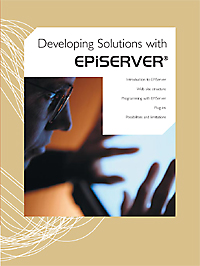 Developing Solutions with EpiServer