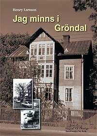 Omslag till Jag minns i Gröndal
