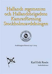 Omslag till Hallands regementes och brigads Kamrat- förening
