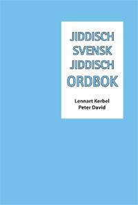 Jiddisch–Svensk–Jiddisch ordbok