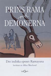 Prins Rama och demonerna - Allan Åkerlund