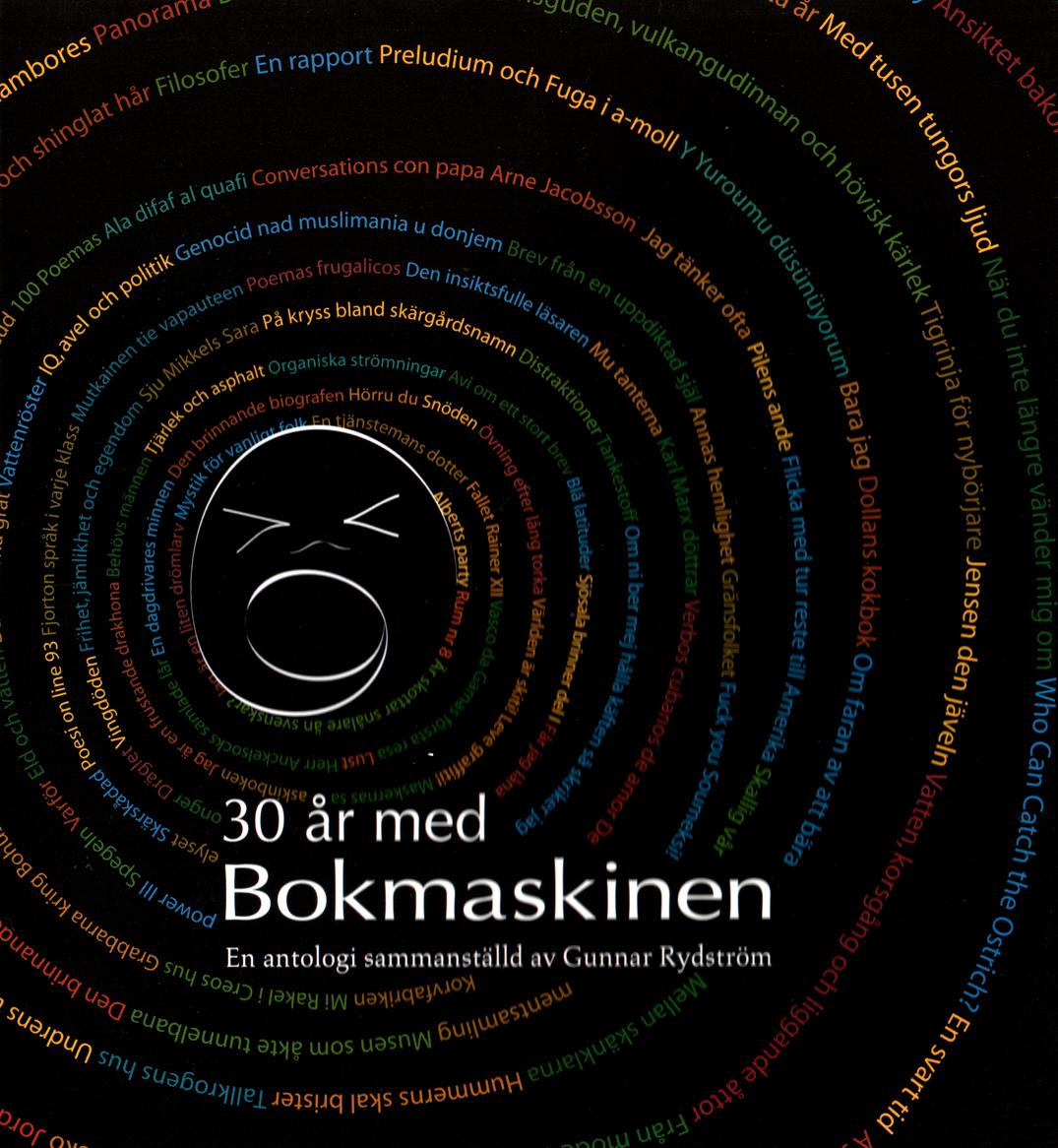 30 år med Bokmaskinen