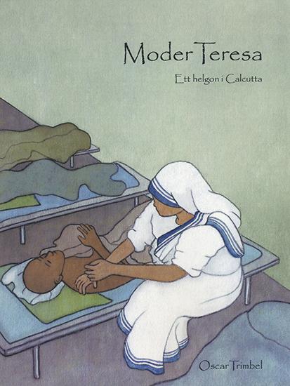 Omslag till Moder Teresa  <i>(Inbunden)</i>