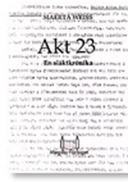 Akt 23 — en släktkrönika