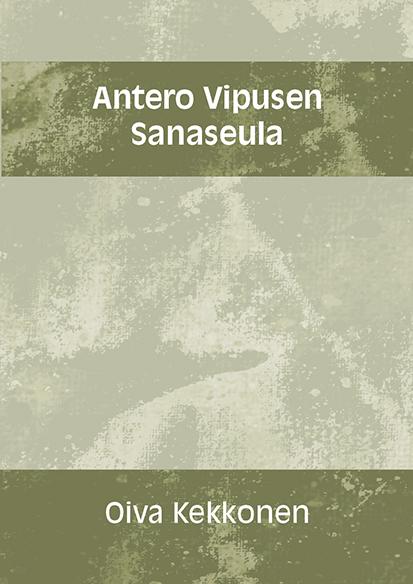Antero Vipusen Sanaseula
