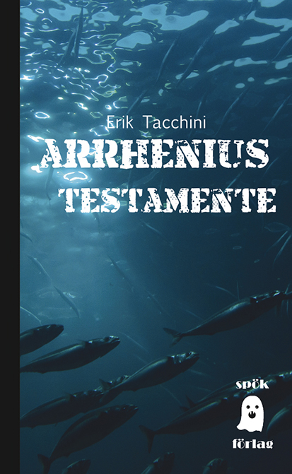Omslag till Arrhenius testamente
