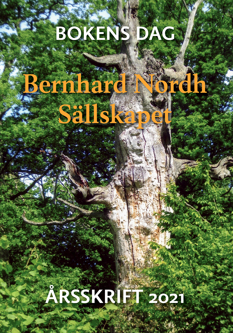 Bernhard Nordh Årsbok 2021
