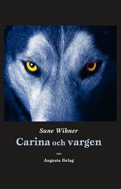 Omslag till Carina och vargen
