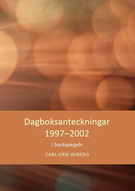 Omslag till Dagboksfragment 1997–2002
