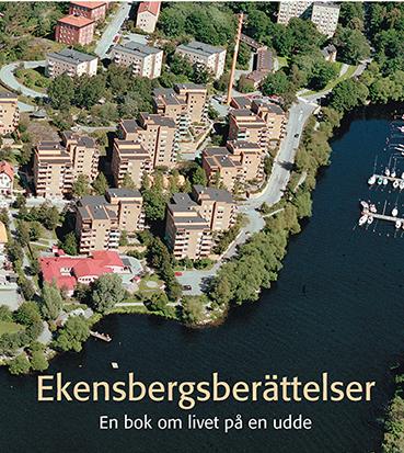 Omslag till Ekensbergs-<br>berättelser