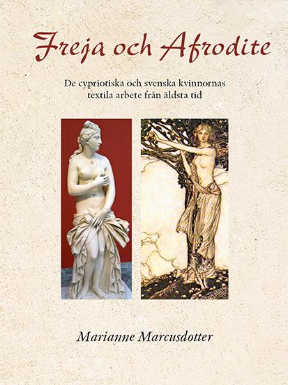 Omslag till Freja och Afrodite