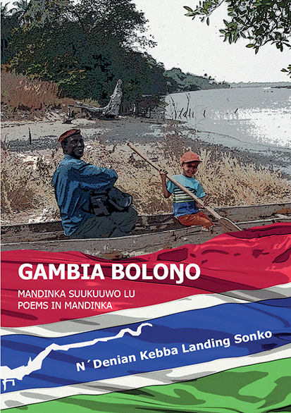 Omslag till Gambia boloŋo