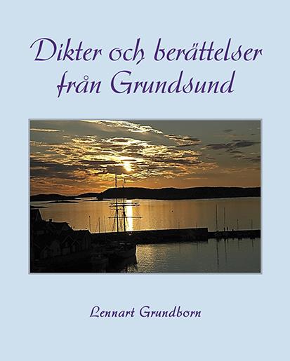 Omslag till Dikter och berättelser från Grundsund