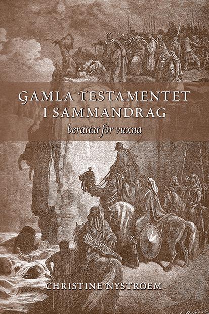 Omslag till Gamla Testamentet i sammandrag