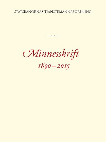 Minnesskrift <br>1890–2015