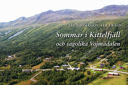 Omslag till Sommar i Kittelfjäll