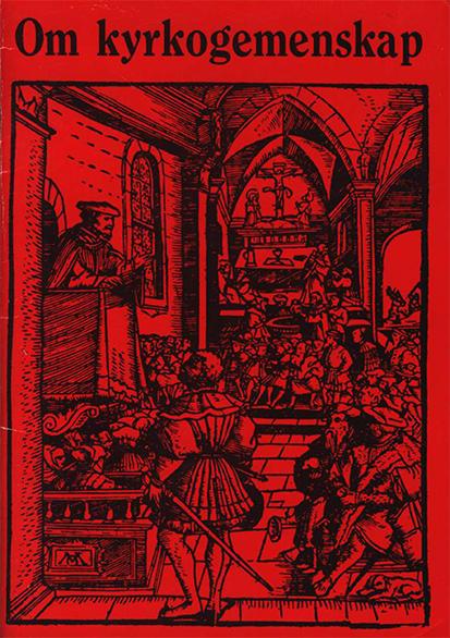 Omslag till Om kyrkogemenskap
