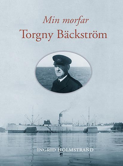 Omslag till Min morfar Torgny Bäckström