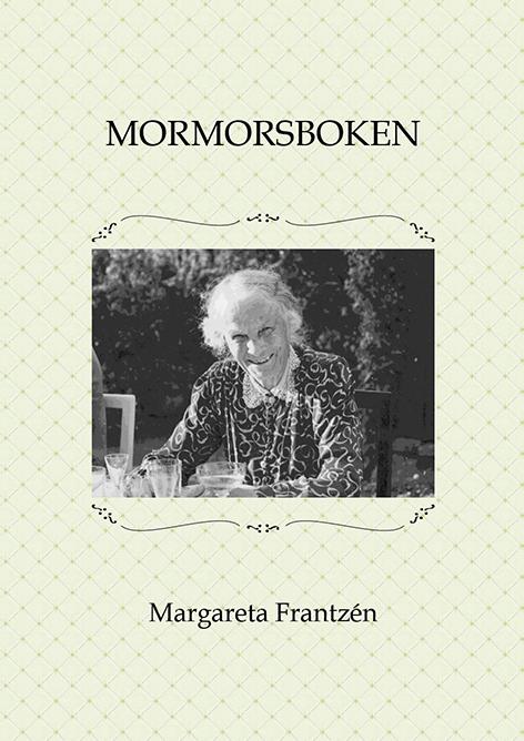 Omslag till Mormorsboken