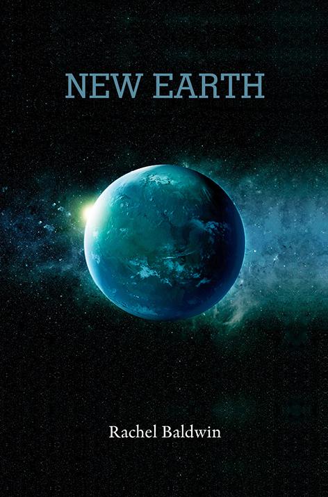 Omslag till New Earth