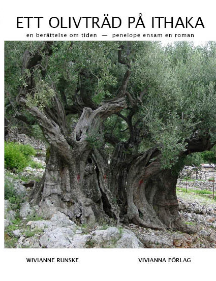 Ett olivträd på Ithaka