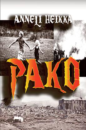 Omslag till Pako