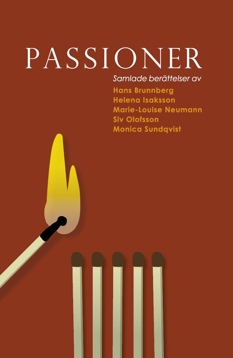 Omslag till Passioner