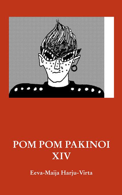 Omslag till Pom Pom Pakinoi XIV