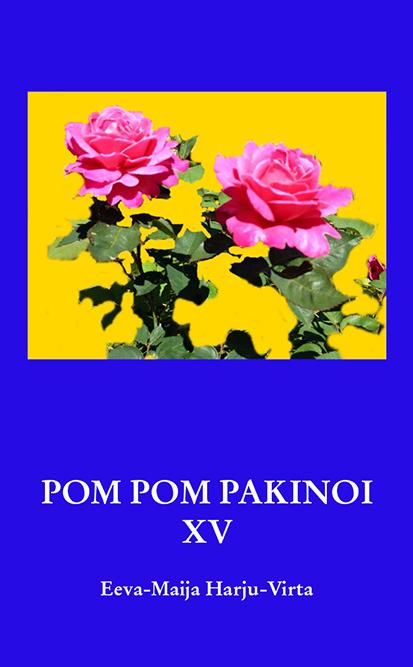 Omslag till Pom Pom Pakinoi XV