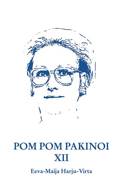 Omslag till Pom Pom Pakinoi XII