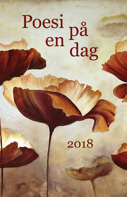 Omslag till Poesi på en dag 2018