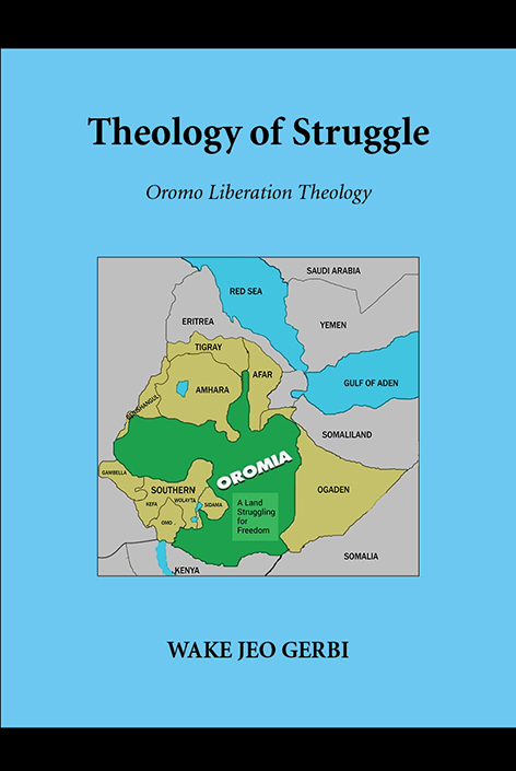 Omslag till Theology of Struggle