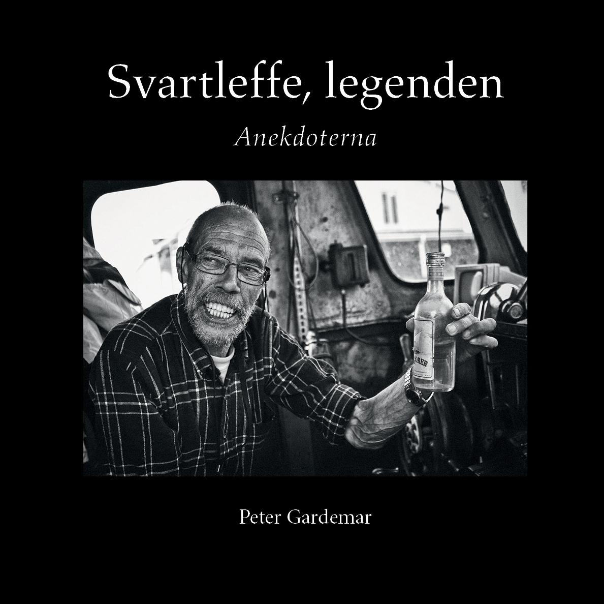Svartleffe, legenden