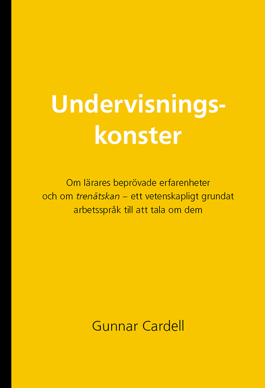 Undervisnings-<br>konster